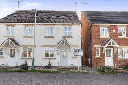 3 Bedrooms Semi Detached House for sale in Newland View, Cheltenham, Gloucestershire