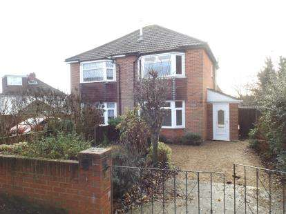 Semi Detached House for sale in Southampton, Hampshire