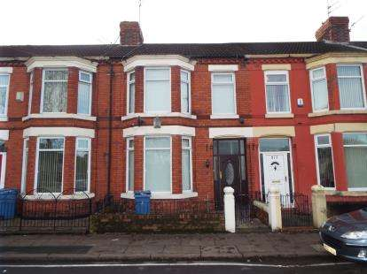 3 Bedrooms Terraced House for sale in Lisburn Lane, Liverpool, Merseyside, England, L13