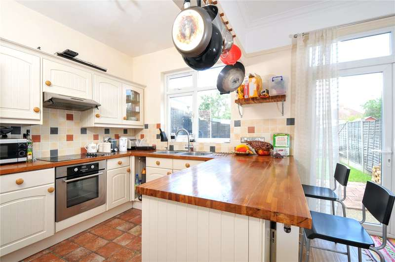 3 Bedrooms Semi Detached House for sale in Bolton Road, Harrow, Middlesex, HA1