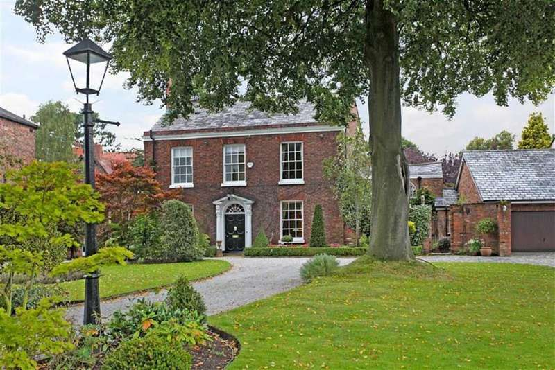 5 Bedrooms Property for sale in Normans Place, Altrincham
