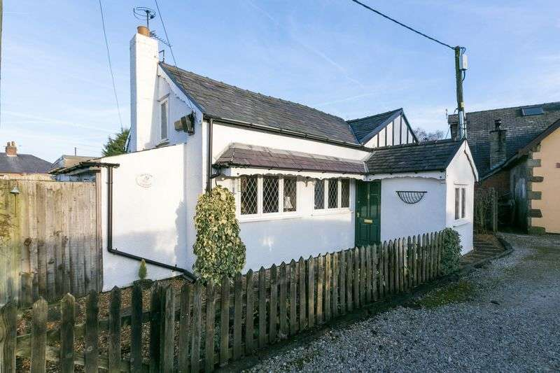 3 Bedrooms Detached House for sale in Swallow Cottage, Sandy Lane, Holmeswood, L40 1UE