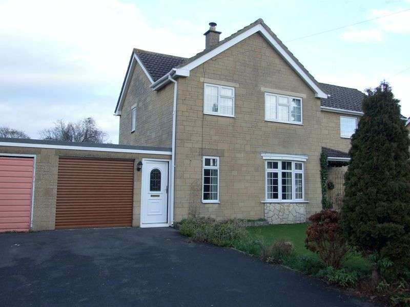3 Bedrooms Semi Detached House for sale in Steeple Ashton