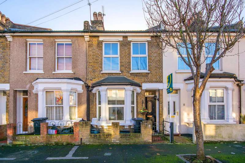 2 Bedrooms House for sale in Alpha Road, East Croydon, CR0