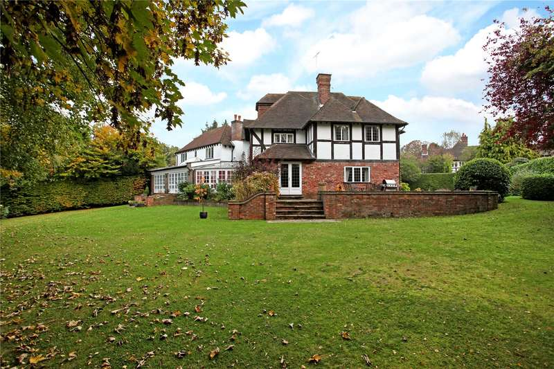 6 Bedrooms Detached House for sale in Abbotswood, Guildford, Surrey, GU1