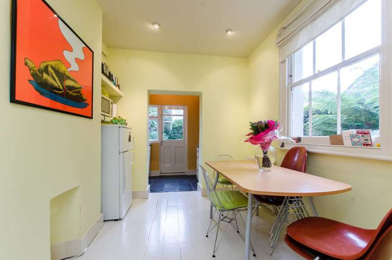 2 Bedrooms House for sale in Horsford Road, Brixton, SW2