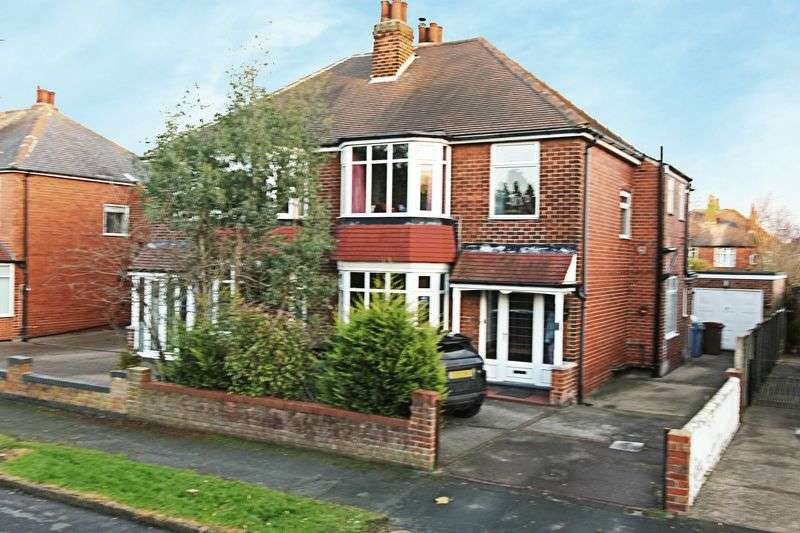 4 Bedrooms Semi Detached House for sale in Beech Avenue, Hull