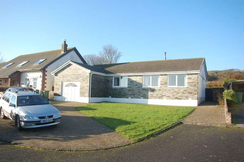 2 Bedrooms Detached Bungalow for sale in Carninney, Carbis Bay