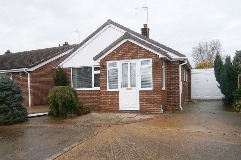 2 Bedrooms Detached Bungalow for sale in Orchard Close, Tewkesbury