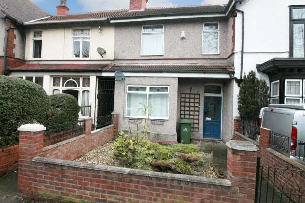 4 Bedrooms Terraced House for sale in Brereton Avenue, Cleethorpes, South Humberside, DN35 7RG