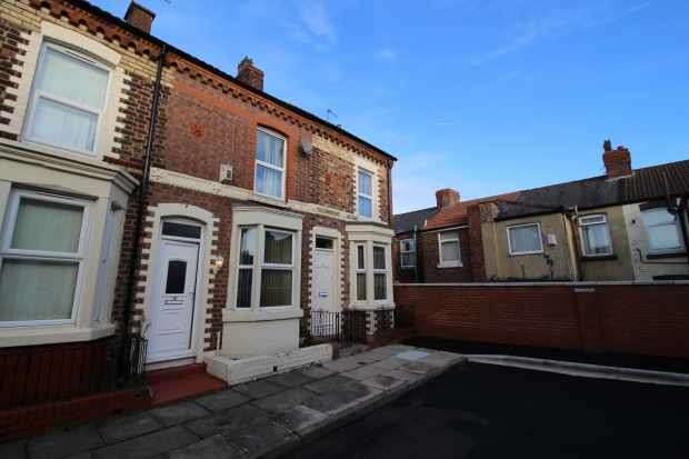 2 Bedrooms Terraced House for sale in Cromwell Road, Liverpool, Merseyside, L4 5RA
