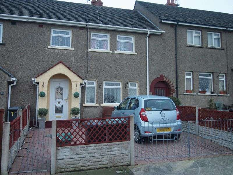 3 Bedrooms Terraced House for sale in Grizedale Place, Morecambe