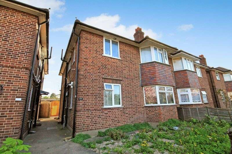 2 Bedrooms Flat for sale in Ruislip Road, Greenford