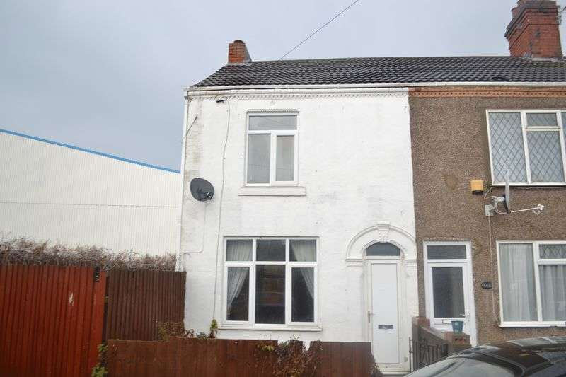 2 Bedrooms House for sale in Elsenham Road, Grimsby