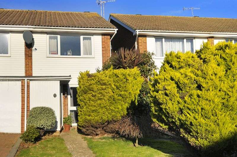 3 Bedrooms Terraced House for sale in Vancouver Road, Worthing