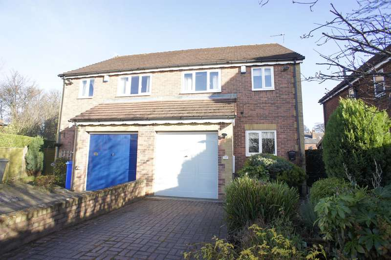 3 Bedrooms Semi Detached House for sale in Chancet Wood Road, Meadowhead, Sheffield S8 7TY