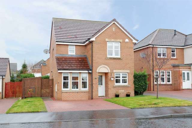 3 Bedrooms Detached House for sale in Whiteside Drive, Monkton, Prestwick, South Ayrshire, KA9 2PU