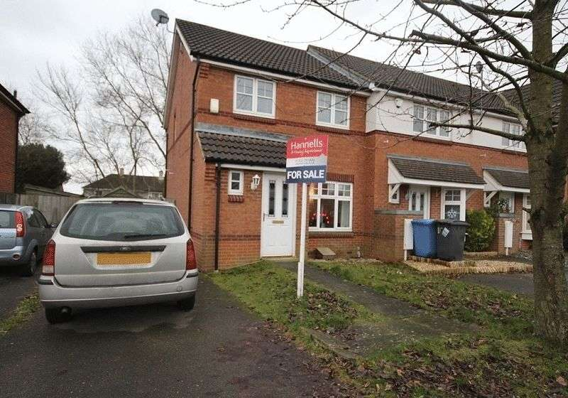 3 Bedrooms Semi Detached House for sale in RYMILL DRIVE, OAKWOOD