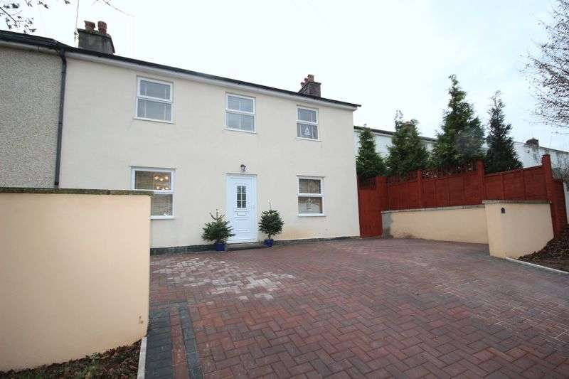 3 Bedrooms Semi Detached House for sale in Sylvan Way, Bristol