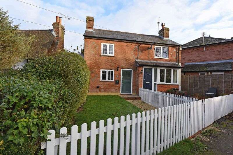 2 Bedrooms Terraced House for sale in Bramley Road, Sherfield On Loddon