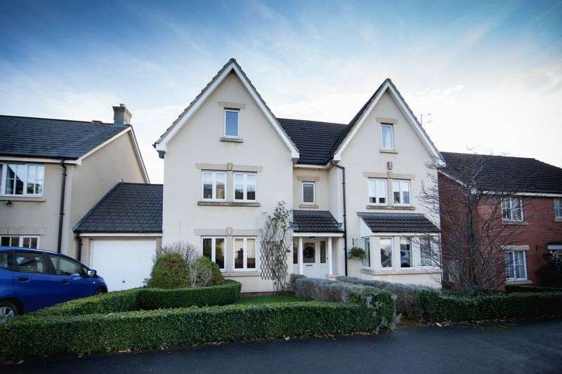 6 Bedrooms Detached House for sale in Well Close, Long Ashton