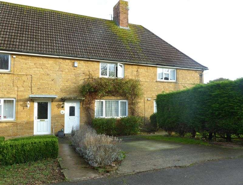 3 Bedrooms Terraced House for sale in Highfield Terrace, Bower Hinton, Martock