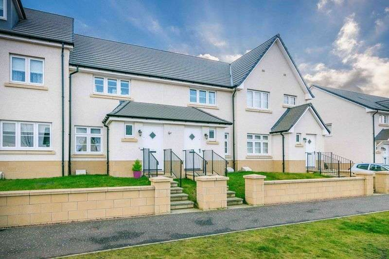2 Bedrooms Terraced House for sale in 50 Easter Langside Drive, Dalkeith, Midlothian, EH22 2FH