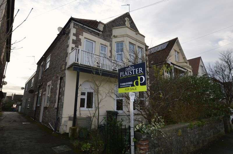 2 Bedrooms Flat for sale in Quantock Road, Weston-Super-Mare