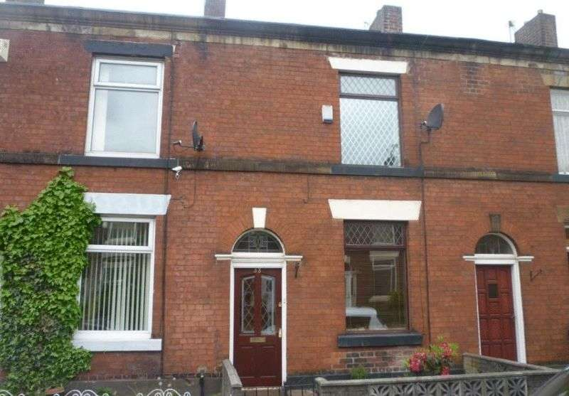 2 Bedrooms Terraced House for sale in Belbeck Street, Bury