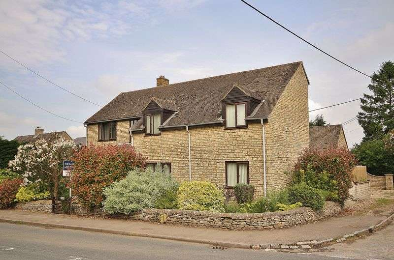 4 Bedrooms Detached House for sale in COTE, (NEAR ASTON), Crossways Cottage OX18 2EG