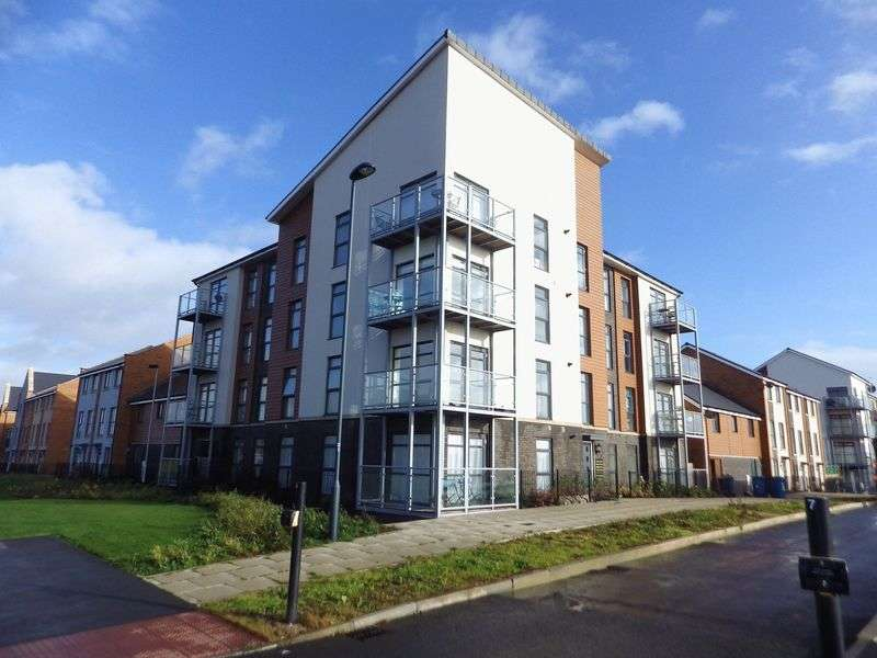 2 Bedrooms Flat for sale in Great Brier Leaze, Charlton Hayes