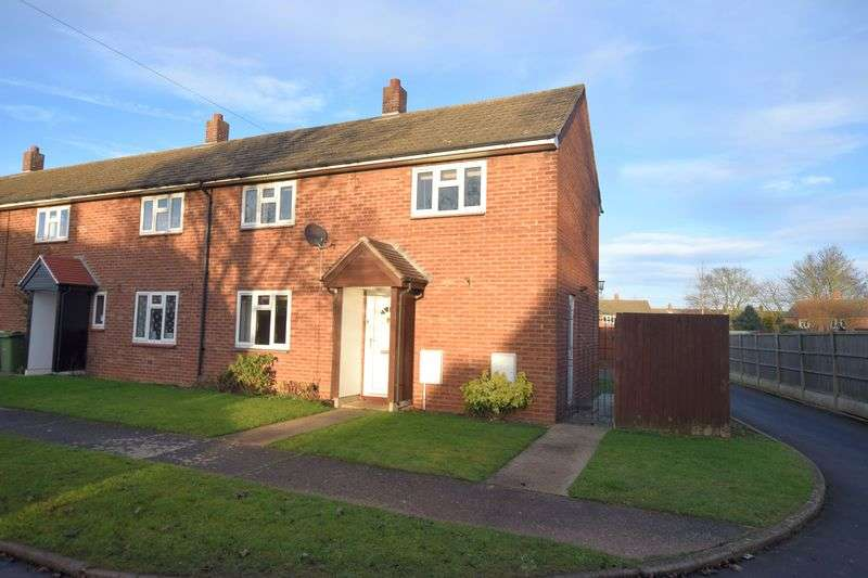 2 Bedrooms House for sale in Rutland Way, Scampton, Lincoln