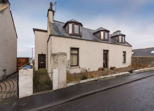 3 Bedrooms Flat for sale in St Catherine Street, Banff, Aberdeenshire, AB45 1JQ