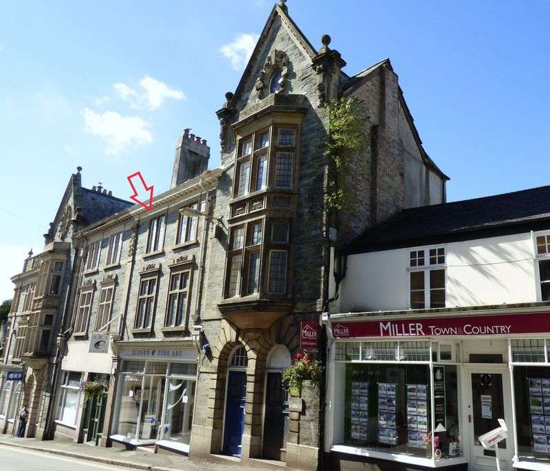 2 Bedrooms Flat for sale in Tavistock