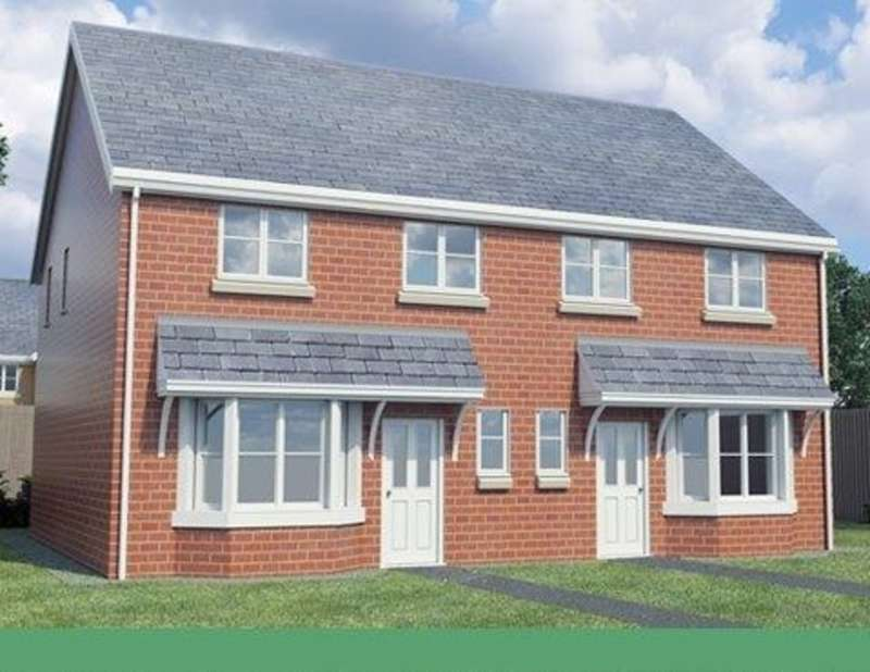 3 Bedrooms Semi Detached House for sale in Nant Seren, Church Village, Pontypridd