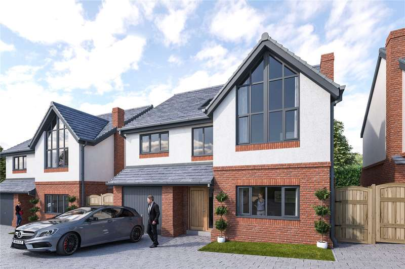 4 Bedrooms Detached House for sale in Dee View Gardens, Dee View Road, Heswall
