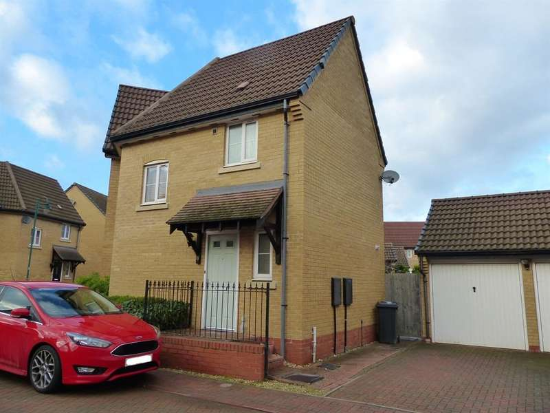 3 Bedrooms Semi Detached House for sale in Sprigs Road, Hampton Hargate, Peterborough, PE7