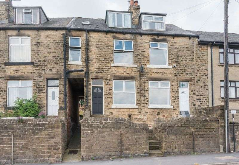 3 Bedrooms Terraced House for sale in Heavygate Road, Crookes S10 1QA - SPECTACULAR VIEWS - NO CHAIN