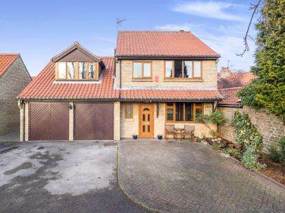 4 Bedrooms Detached House for sale in Moor Road, Papplewick, Nottingham, Nottinghamshire