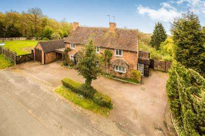 5 Bedrooms Detached House for sale in Sherbourne Hill, Stratford Road, Warwick, Warwickshire