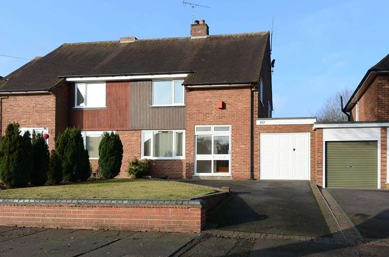 3 Bedrooms Semi Detached House for sale in Heath Road South, Northfield, BOURNVILLE VILLAGE TRUST