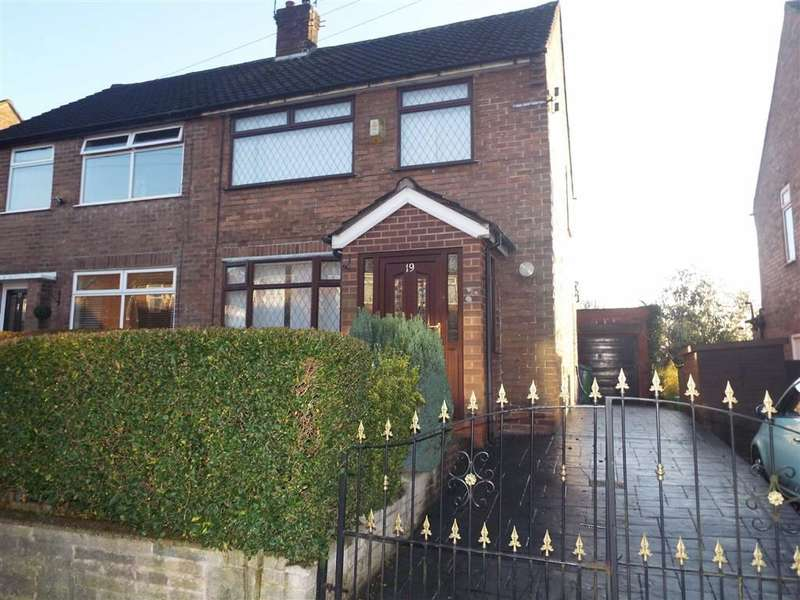 3 Bedrooms Property for sale in Leroy Drive, Manchester