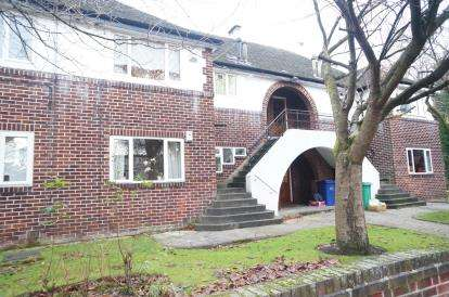 2 Bedrooms Flat for sale in Queens Court, Palatine Road, Didsbury, Greater Manchester