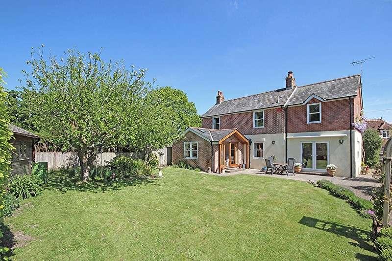 3 Bedrooms Detached House for sale in Ober Road, Brockenhurst