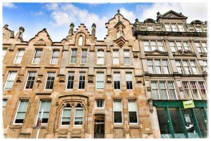 1 Bedroom Flat for sale in Brunswick Street, Merchant City, Glasgow