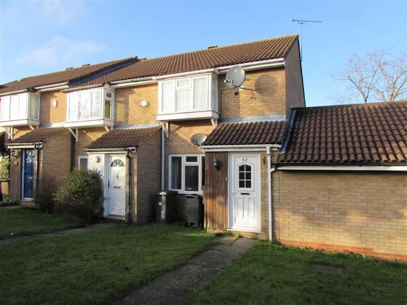2 Bedrooms Property for sale in Coltsfoot Green, Luton, Beds, LU4