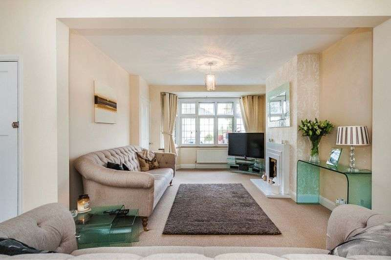 3 Bedrooms Terraced House for sale in Radnor Avenue, Welling