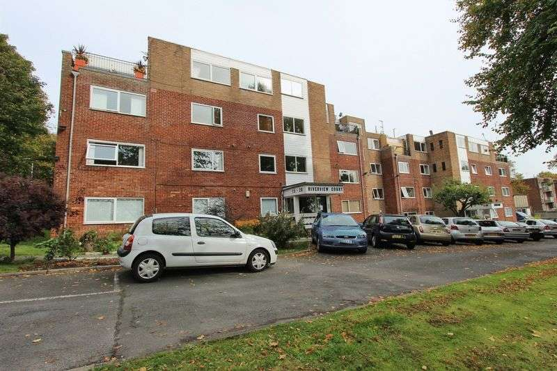 2 Bedrooms Flat for sale in Riverview Court, Moor End Avenue, Salford