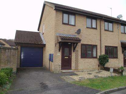 2 Bedrooms Semi Detached House for sale in West Totton, Southampton, Hampshire