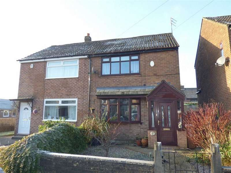 3 Bedrooms Property for sale in St Aidans Close, Rochdale, Lancashire, OL11